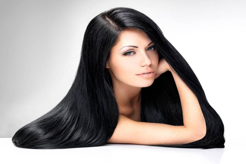 Выпрямление волос в салоне Грааль