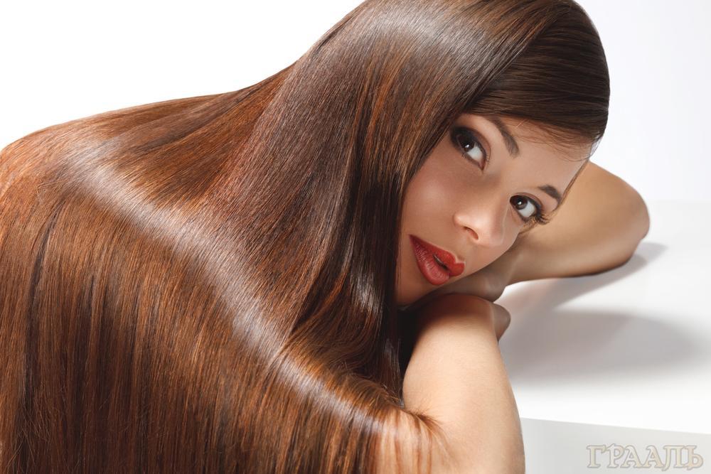 Биоламинирование волос в салоне Грааль