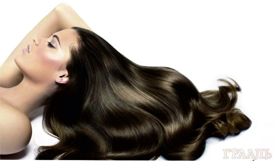 Ламинирование волос в салоне Грааль