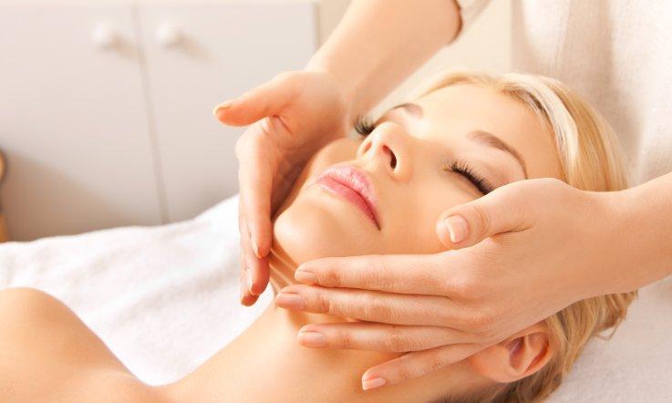 Ручной массаж в салоне красоты Грааль
