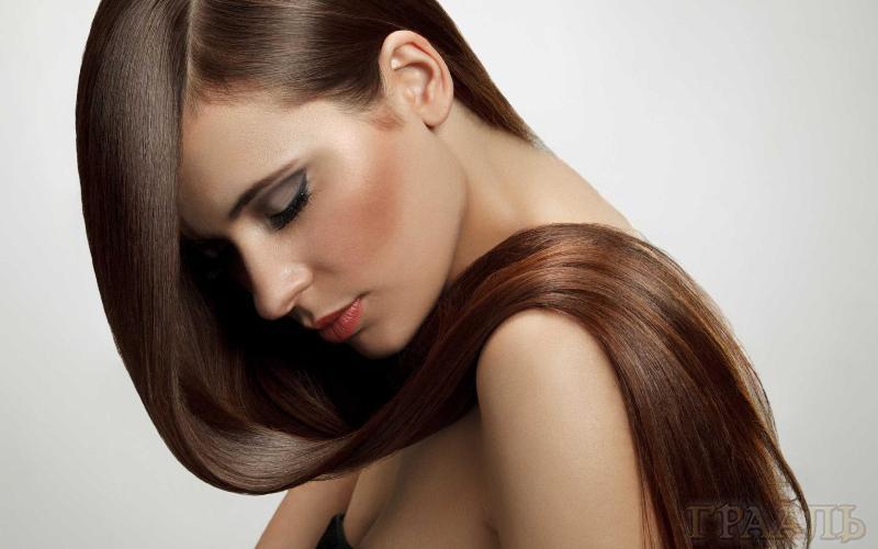 Наращивание волос в салоне красоты Грааль