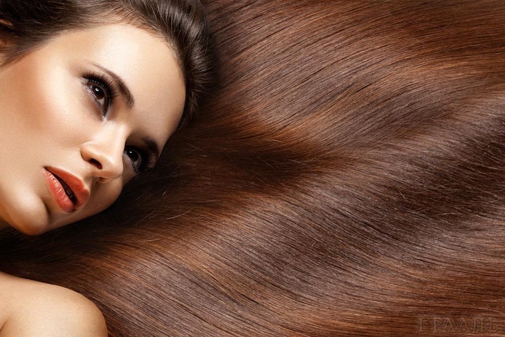 Наращивание волос в салоне Грааль