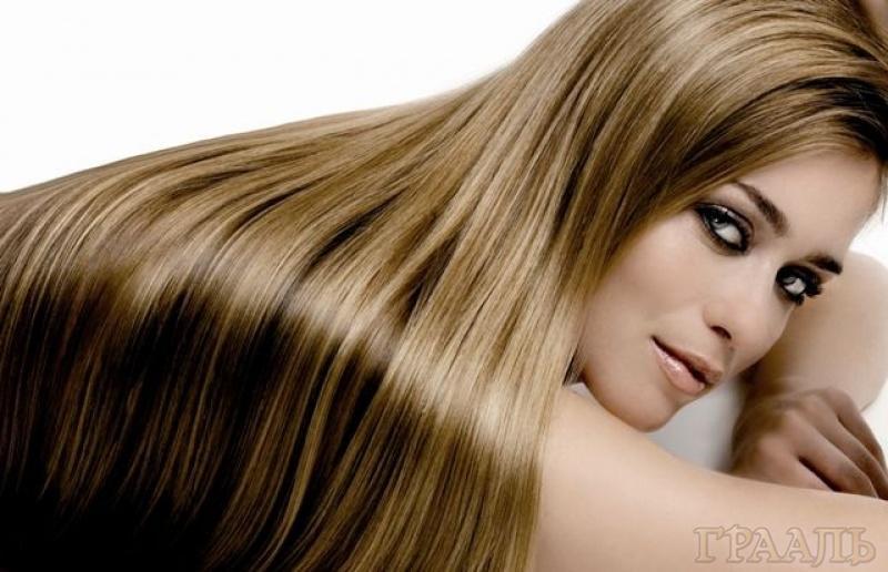 Окрашивание волос в салоне Грааль